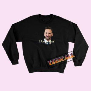 Aaron Shock LGBT Front Sweatshirts