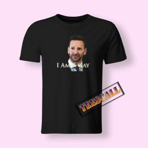 Aaron Shock LGBT Front Tshirts