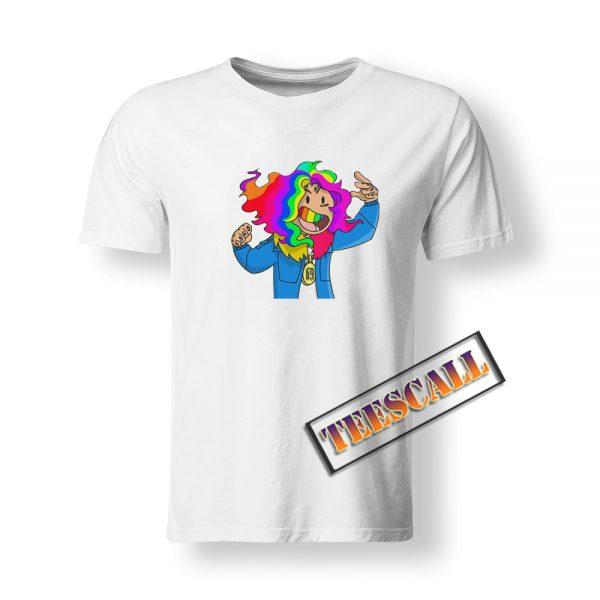 6ix9ine Fan Art T-Shirt