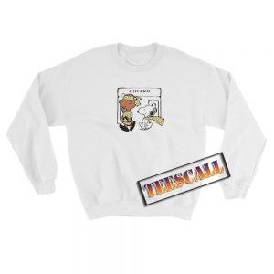 Designer Rag Go Snoopy Goyard Sweatshirt S-3XL
